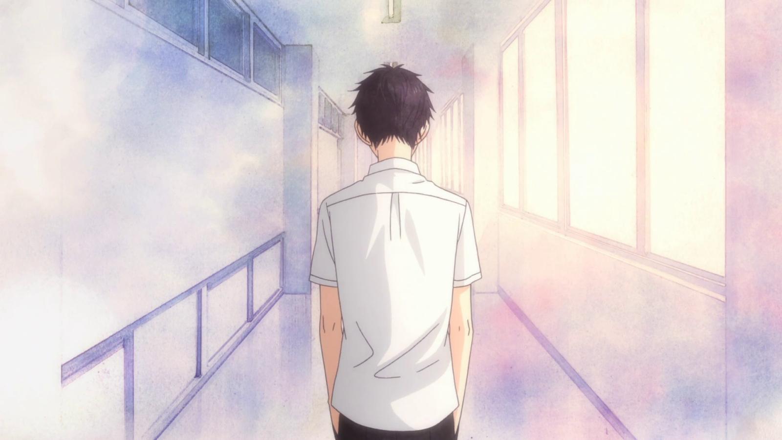 Anime Back View Walking Google Search