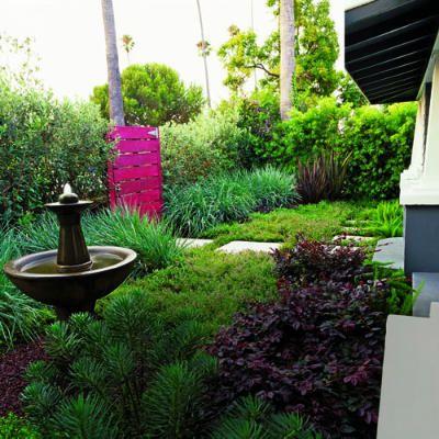 31 inspiring garden fountains espejo de agua espejo y for Espejos para jardin