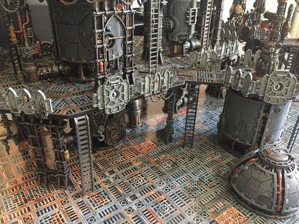 Pin by Gregg Walsh on 40k models | Warhammer terrain, 40k