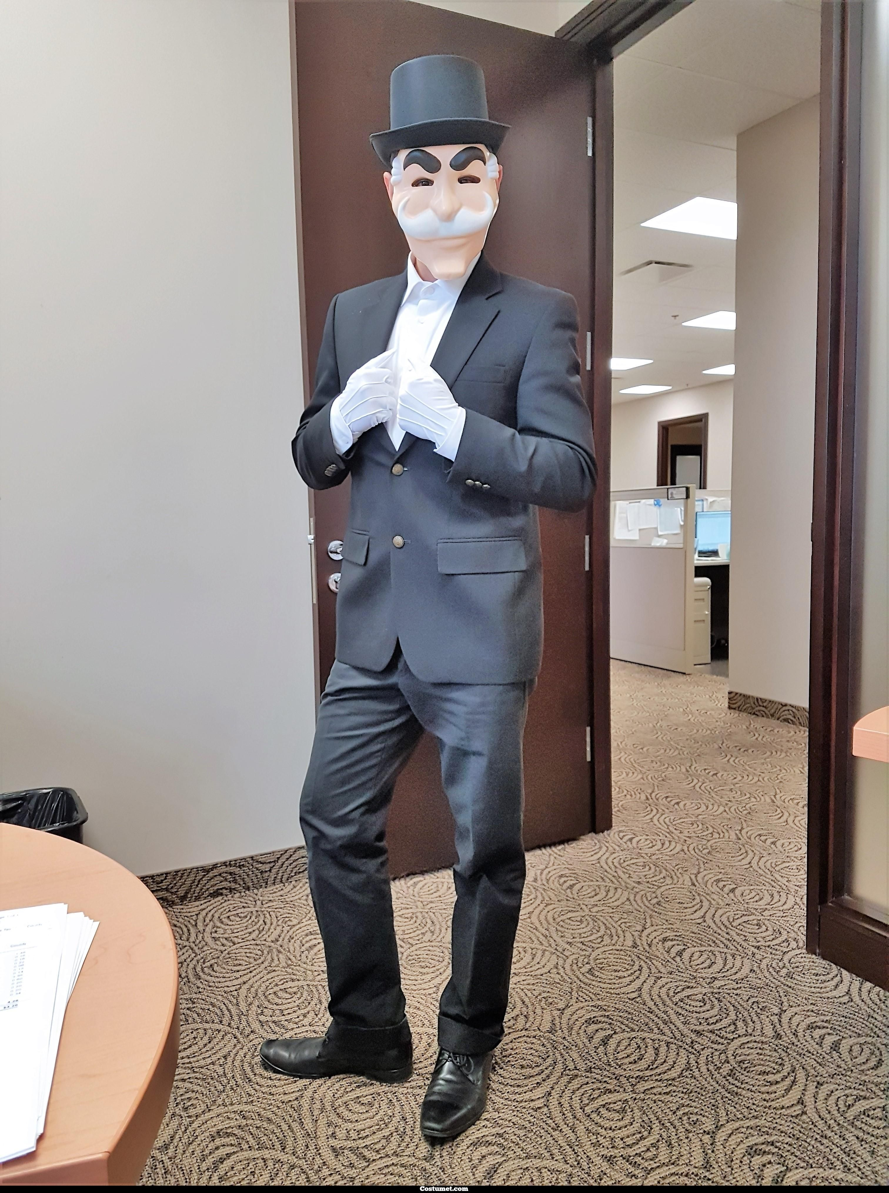 dress like mr robot