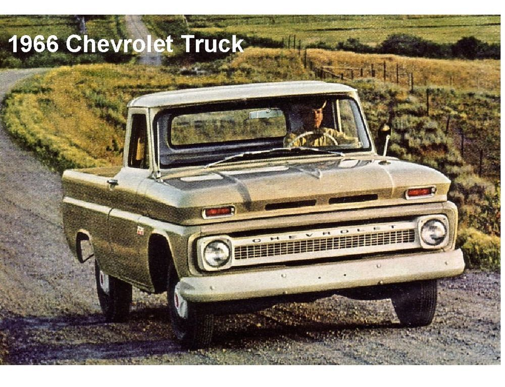 Details About 1966 Chevrolet Pickup Truck Tool Box Magnet Chevy Trucks Chevrolet Pickup Pickup Trucks