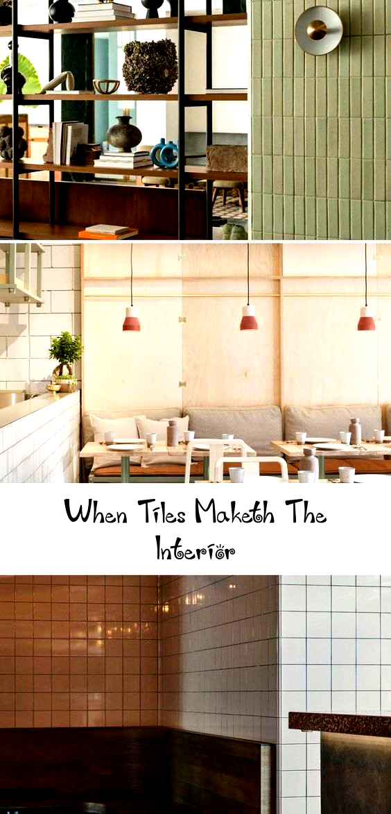 When youre looking for interior design inspiration, whether thats searching for kitchen tile ideas or colour palettes for your living room, I would always recommend looking at commercial spaces such as hotel, restaurant, bar and cafe interior ideas. Home decor doesnt always need to be in the home, just look at how amazing Farmer J in London looks...#resturantinteriors #tileinspo #interiordesignCountry #interiordesignFurniture #interiordesignClassic #interiordesignEclectic #interiordesignQuote