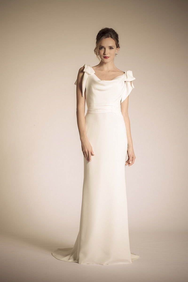 Amy kuschel bridal gown style norma wedding love pinterest