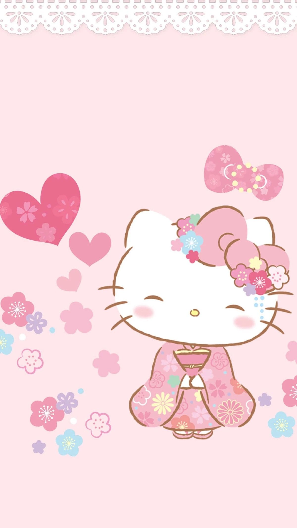 Hello Kitty Wallpaper Hellokitty Hello Kitty Wallpaper