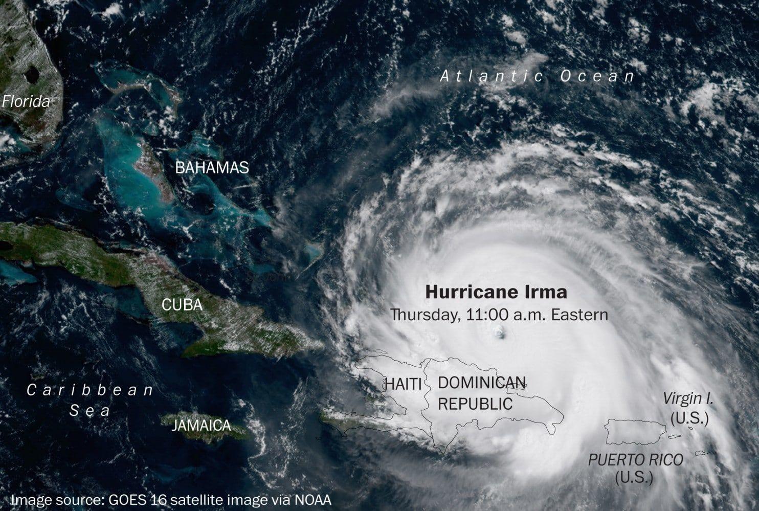Florida governor has ignored climate change risks, critics