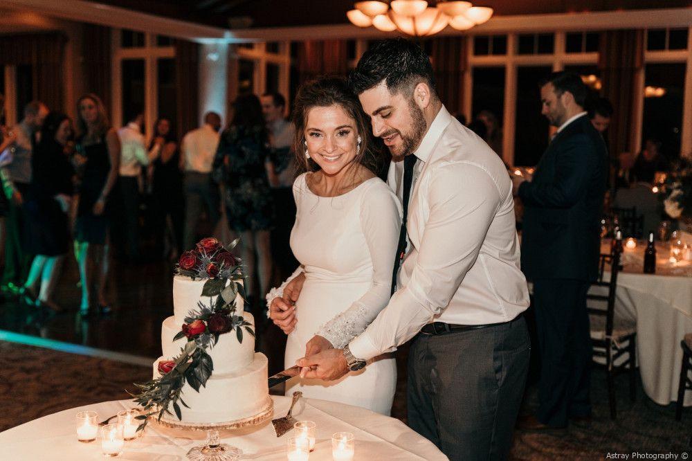 Josh & Emily's Real Wedding By Pronovias