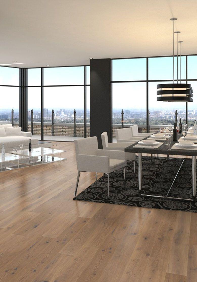parkett im wohnzimmer modernes wohnen auf der landhausdiele eiche apennines von woodline. Black Bedroom Furniture Sets. Home Design Ideas