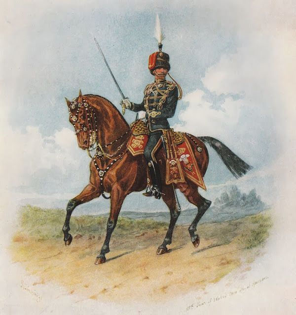 10th (The Prince of Wales's Own) Royal Hussars.