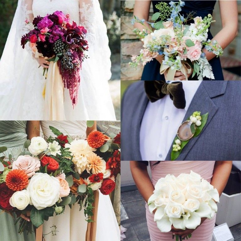 Images by: @meganelizabethwallace, @spindlephoto, @lilliejanes, @majerik, and @melizabethweddings