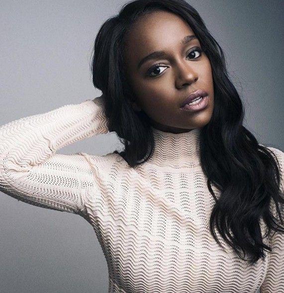 Aja Naomi King.  How to get away with...Black Girl Magic.
