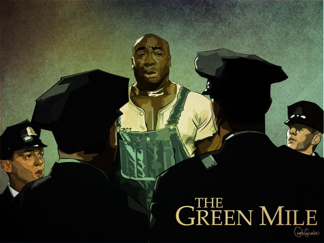 The Green Mile Comic movies, Classic movies, Stephen