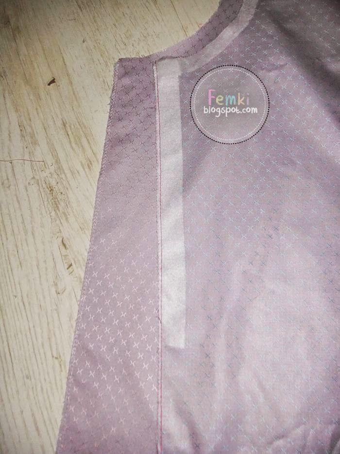Femki: Circle skirt / Spódnica z koła.
