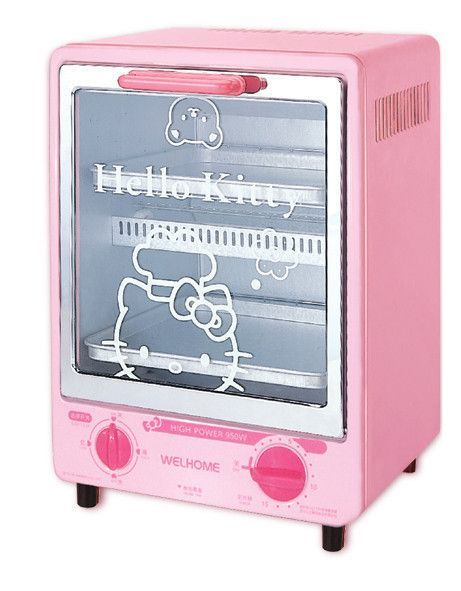 Hello Kitty Mini Oven Hello Kitty Kitchen Hello Kitty Toaster Hello Kitty Appliances