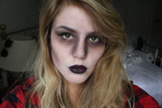 c 39 est halloween quand le maquillage sauve votre d guisement d guisements halloween et le. Black Bedroom Furniture Sets. Home Design Ideas