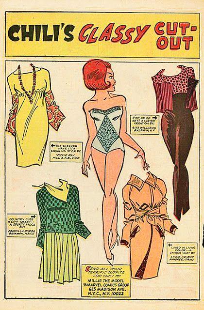 Marvel Comics, 1960s - papercat - Picasa Albums Web