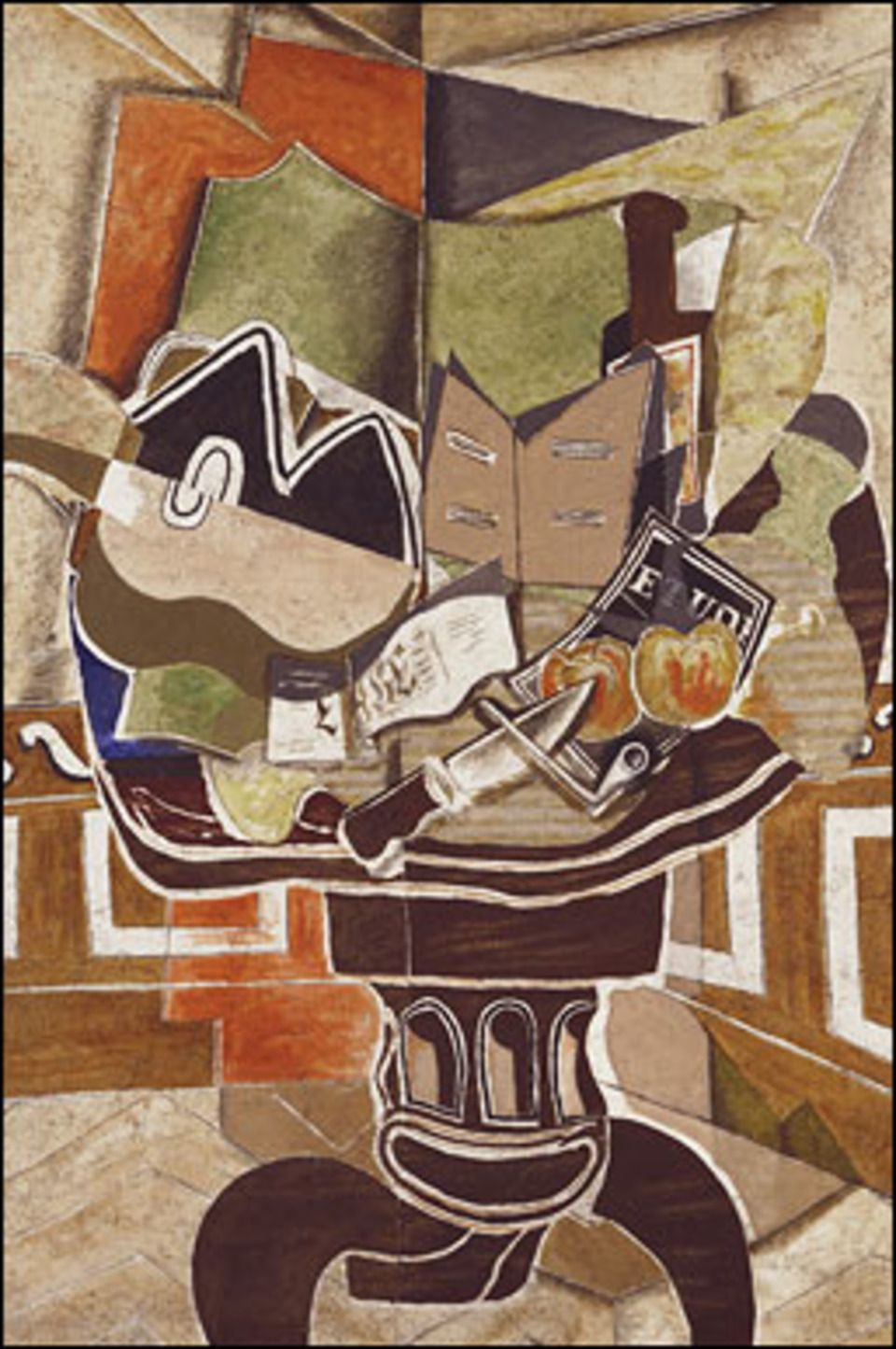 Georges Braque And The Cubist Still Life 1928 1945 At Phillips