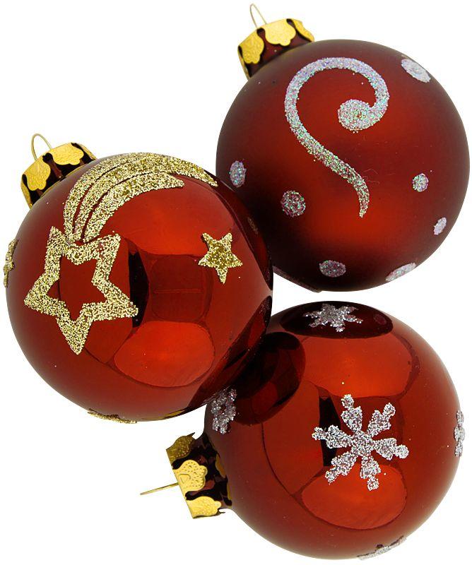 Christbaumkugeln gestalten    wwwbasteln-mit-buttinettede - weihnachtswanddeko basteln
