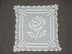 Ravelry: Rose doily pattern by Chinami Horiba