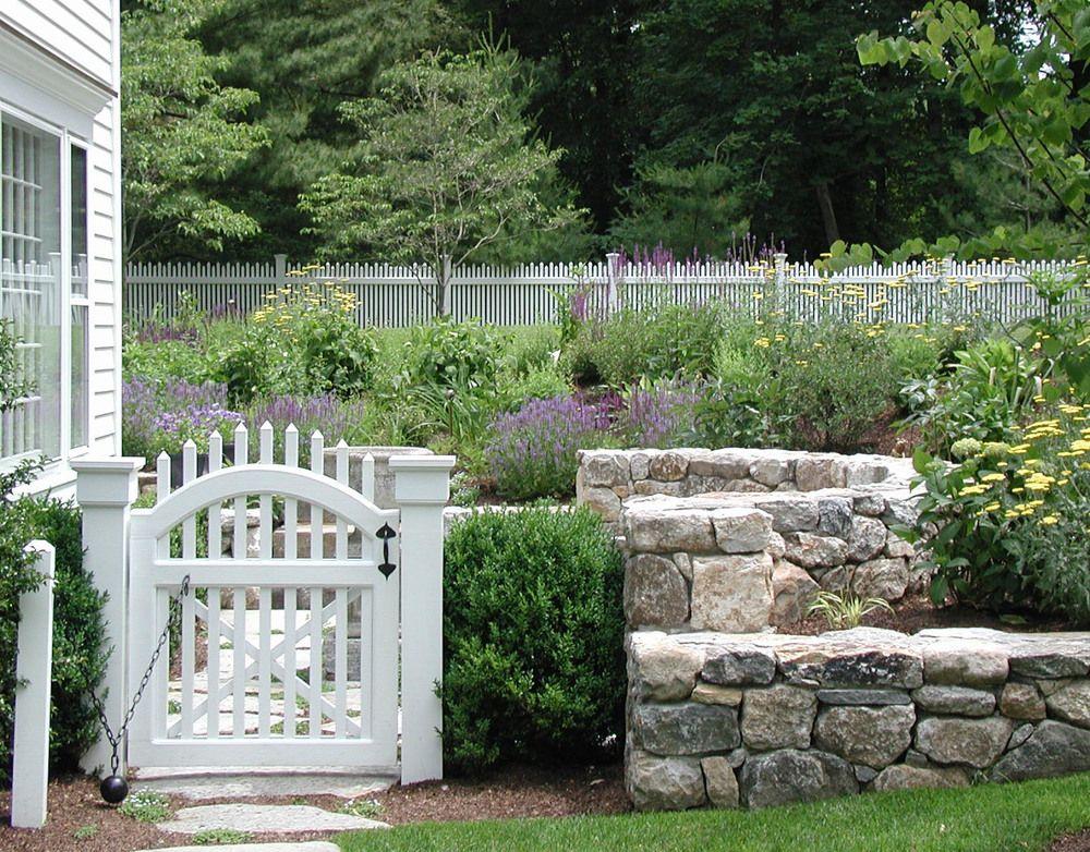 explore side garden landscape design and more new england