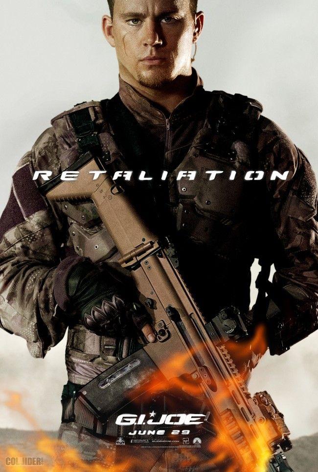 G I Joe 2 Retaliation Character Poster
