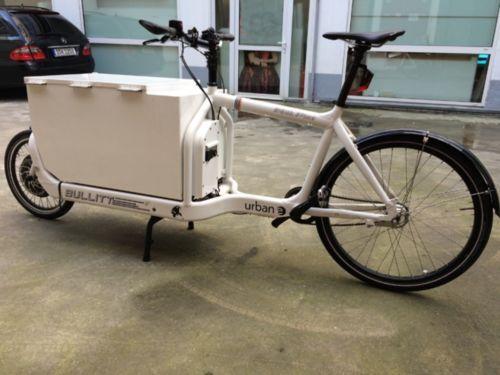 Cargo Bike Bullitt Urban Elektro Bullitt Bike Gebrauchte