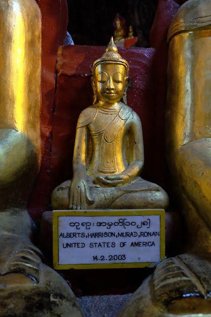 Pindaya Cave - Pindaya, Myanmar