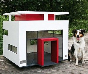 Dog House Air Conditioning Unit | Dog houses, Dog and Dog supplies
