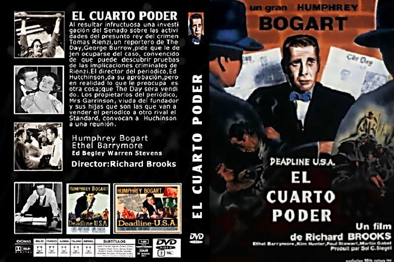 Película 𝗘𝗹 𝗰𝘂𝗮𝗿𝘁𝗼 𝗽𝗼𝗱𝗲𝗿[DVDRip][Castellano/Ingles ...