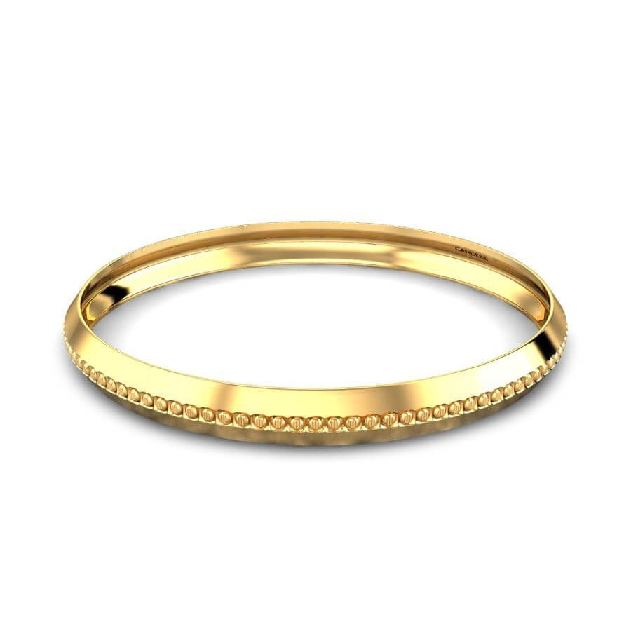 Gold Designer Kada For Him coins Pinterest Gold Jewelry and