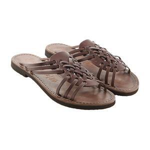 Sandalo gallipoli marrone da donna Manchester Gran Venta En Línea Barata Sast Línea Barata Exclusiva Línea Tc4fCQG
