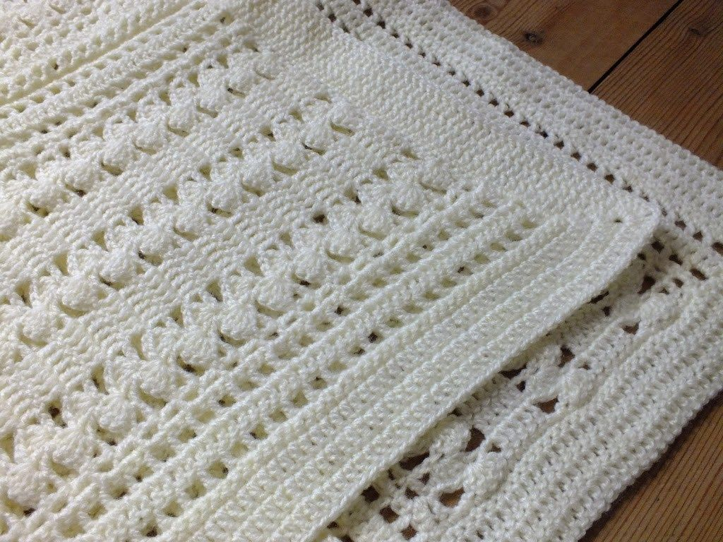 Gentle ZigZag Baby Blanket: Shell Instructions | HanJan Crochet ...