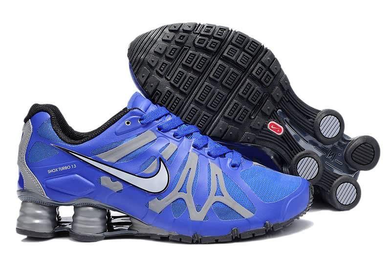 Pato fascismo egipcio  Run ayakkabı Nike Shox Turbo 12 Erkek Ayakkabı Beyaz Mavi | Nike shox shoes,  Adidas shoes online, Nike air shox