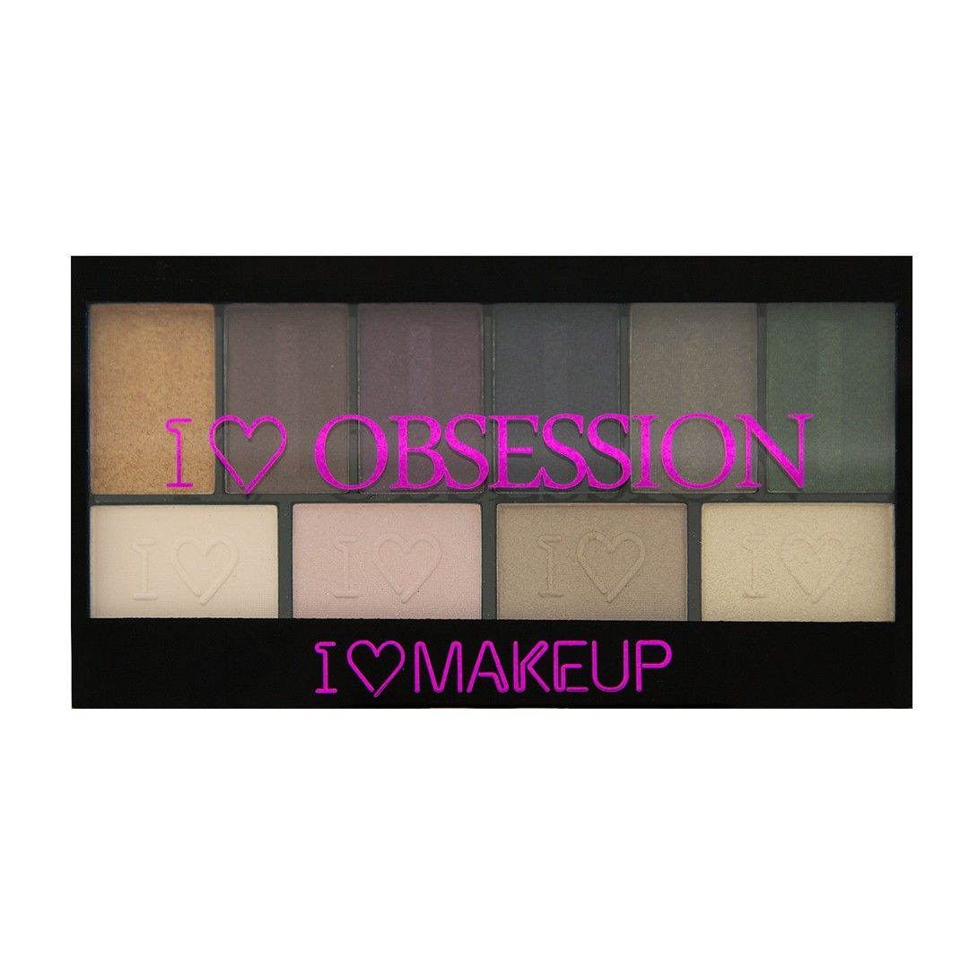 I ♡ Makeup I ♡ Obsession palette-West End Girls - 3 for 2! I ♡ Makeup selected palettes - PALETTES
