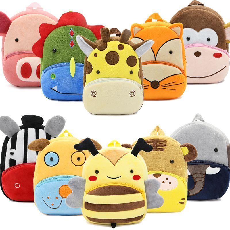 375692b8f Mochila de bichinhos para meninos e meninas – Happy Toys ...