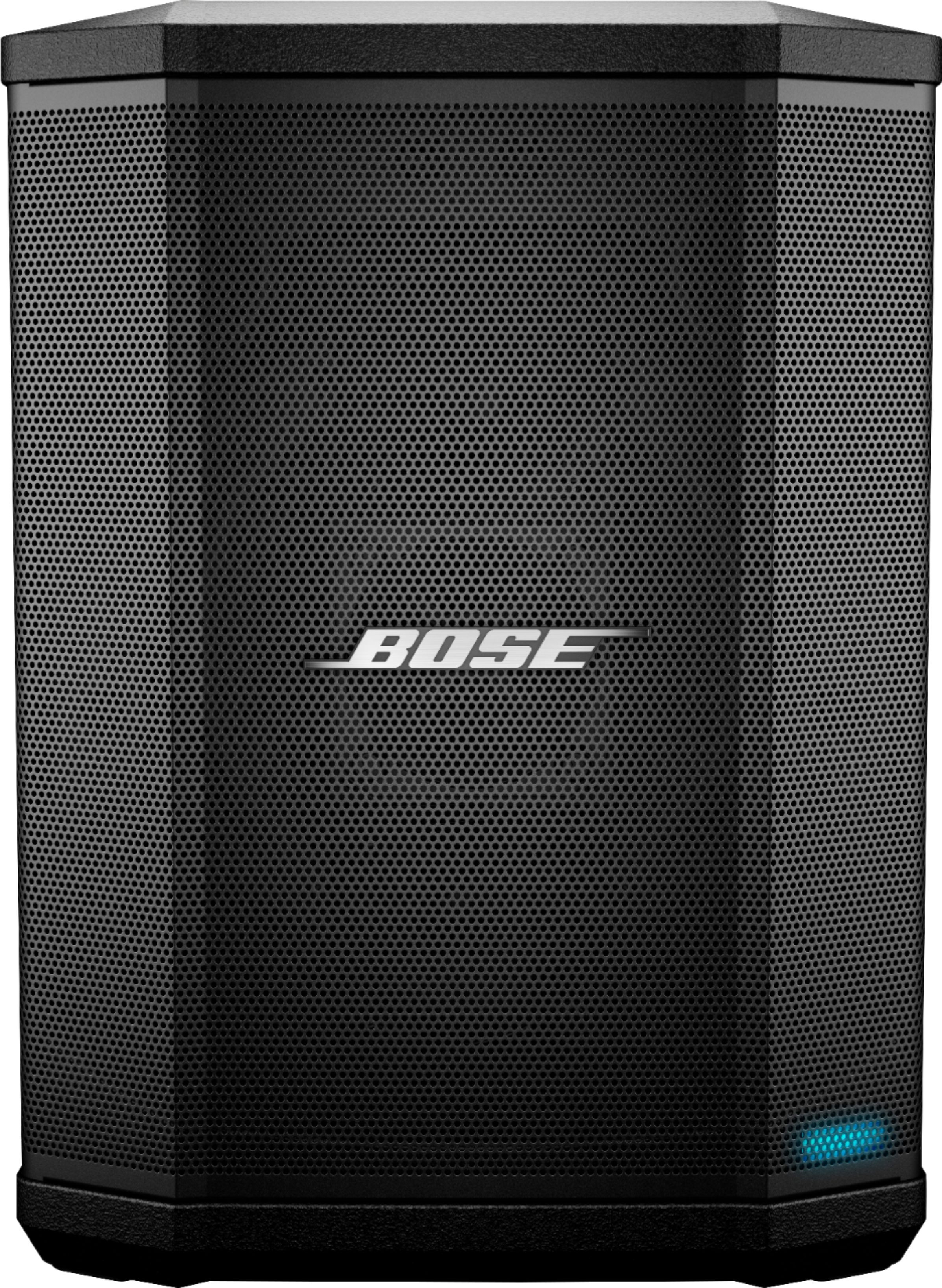 Best Buy Bose S1 Pro Portable Bluetooth Speaker And Pa System Black 787930 1120 Bluetooth Speakers Portable Bluetooth Speaker Bluetooth