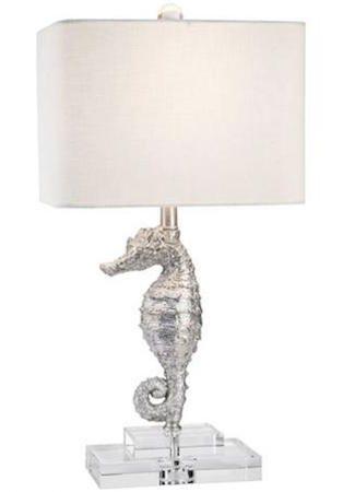Etonnant Seahorse Table Lamp