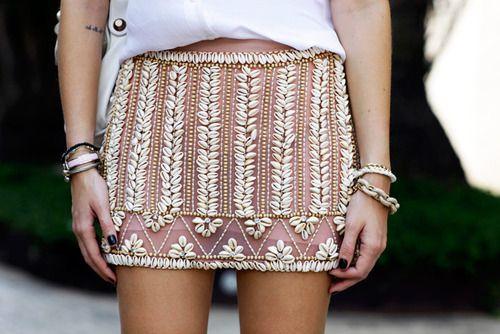 Shelluva cool skirt ;)