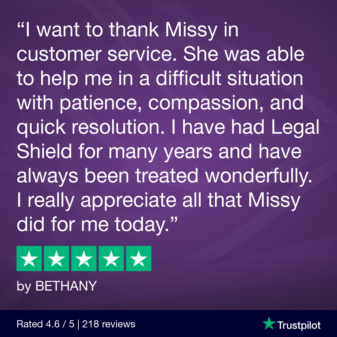 What Our Members Are Saying Legalshield Sayings Legal Services