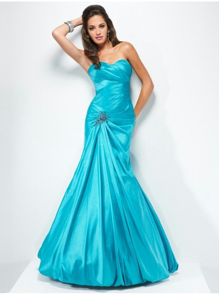 FancyLadies | Prom dresses taffeta, Dresses, Quincenera ...