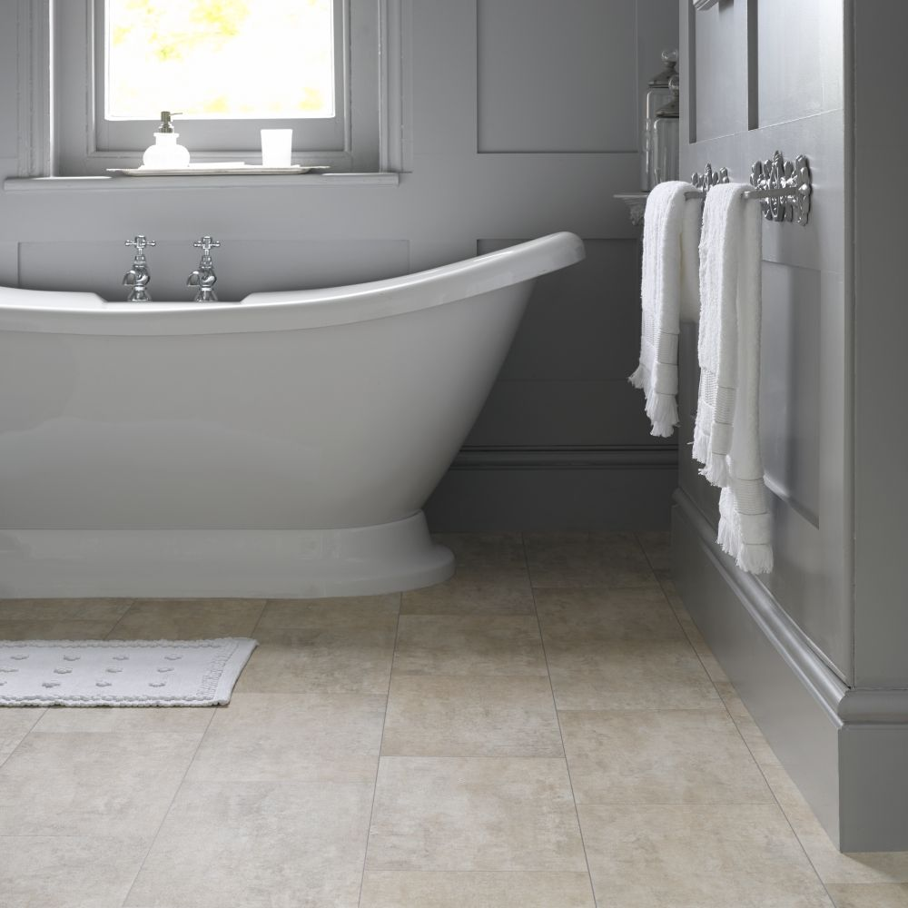 Bathroom Vinyl Laminate Flooring