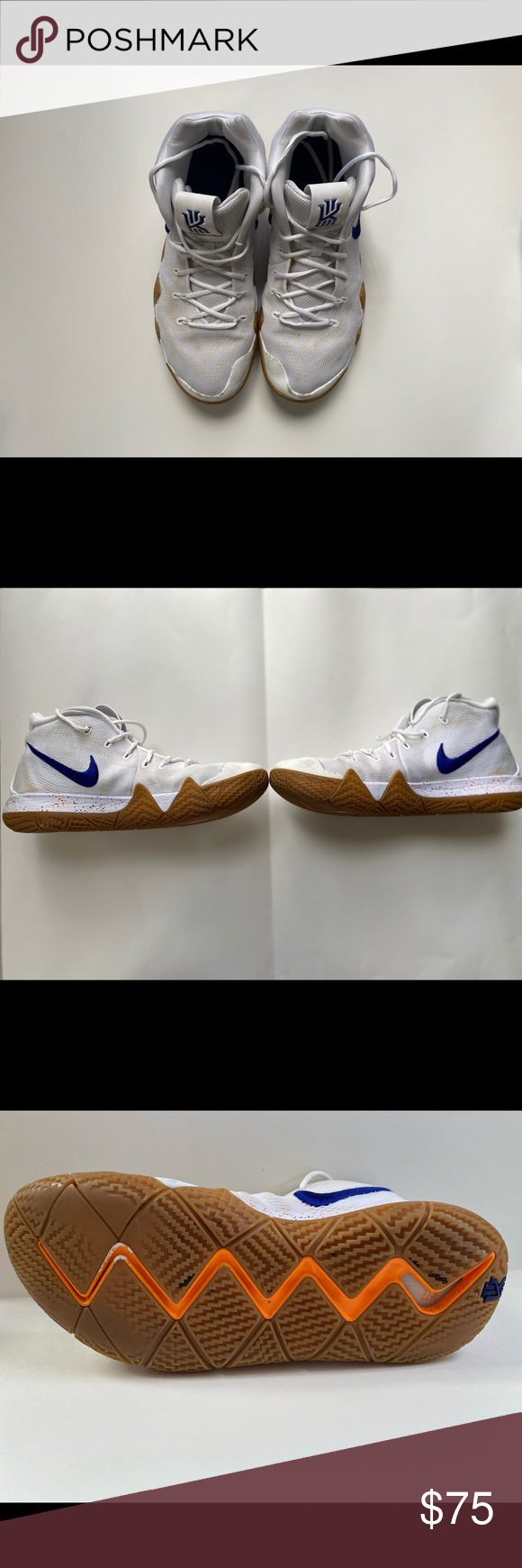 kyrie 4 uncle drew size 7