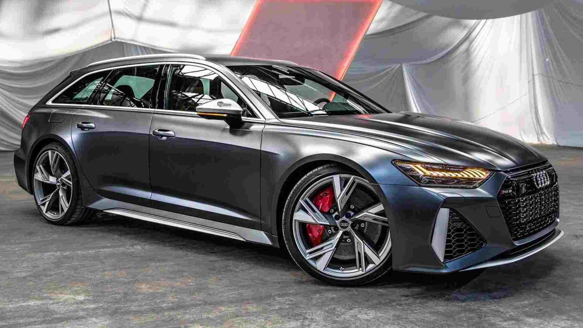New Audi Rs6 Avant Review In 2020 Audi Rs6 Audi Wagon Audi Rs6 Wagon