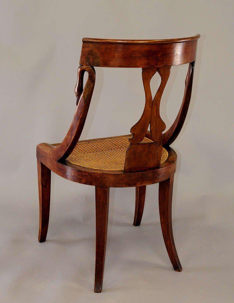 antik biedermeier szék, klasszikus bútor | Antik, Antik