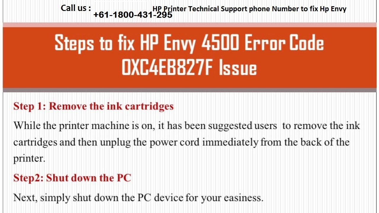 If you are facing any troubleshooting in your Hp Printer