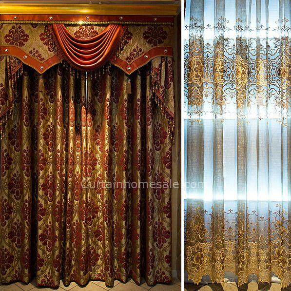 victorian bedroom curtains | corepad.info | Pinterest | Victorian ...
