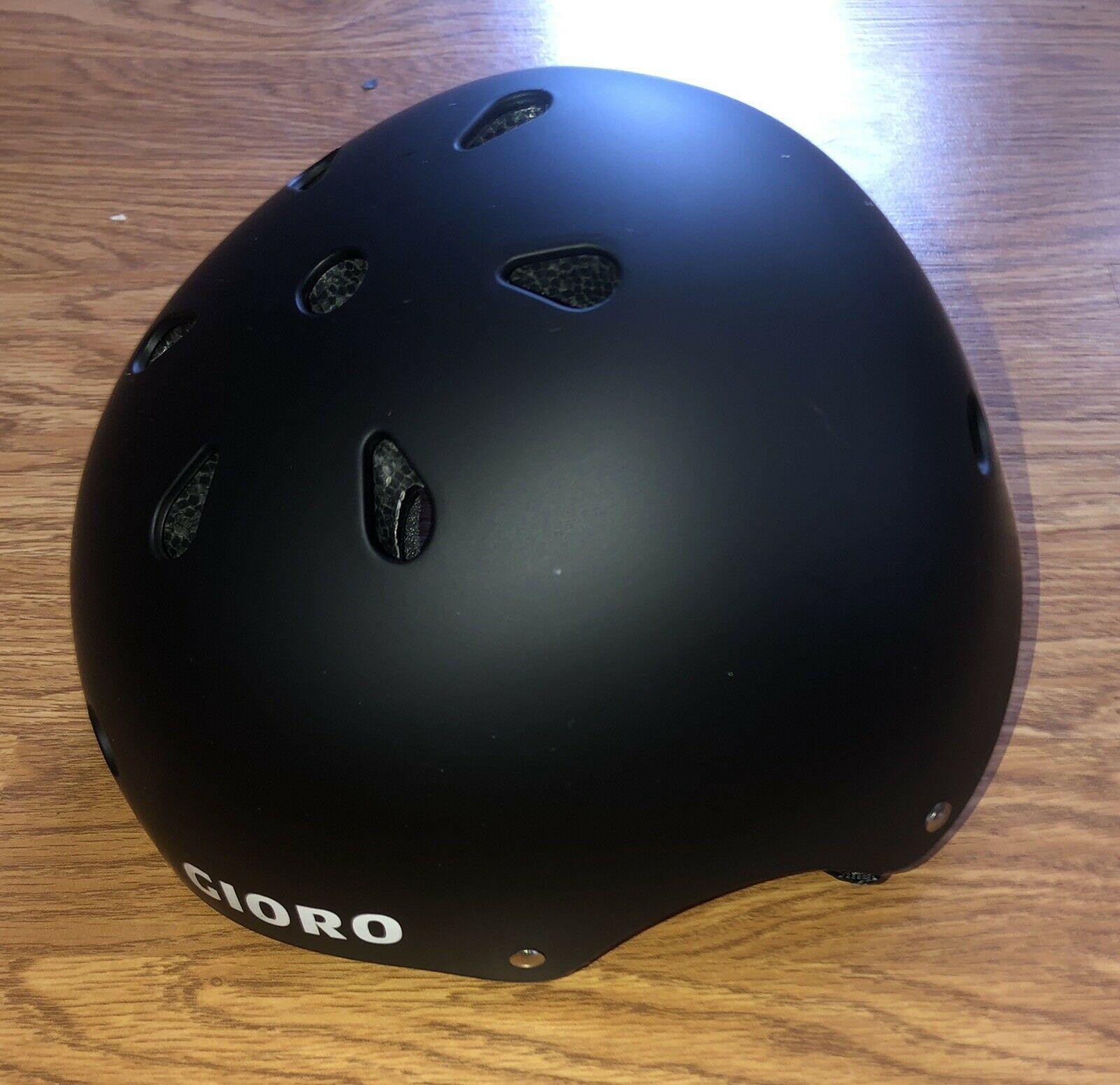New Gioro Jasebords Skateboarding Bicycle Helmet Small