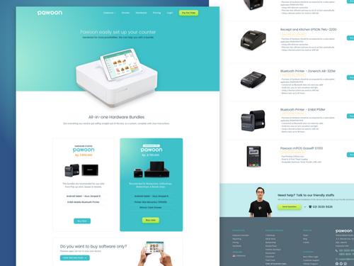 Pos Hardware Pricing Page Digital Design Hardware Pos