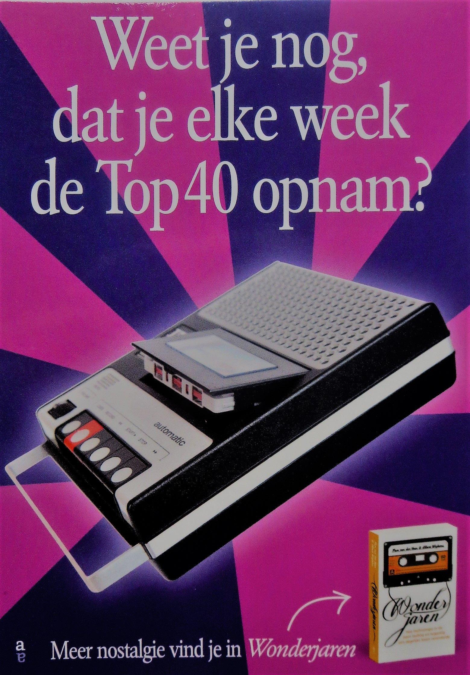 the 80th's, de jaren 80, ambo anthos uitgeverij, wonderjaren,