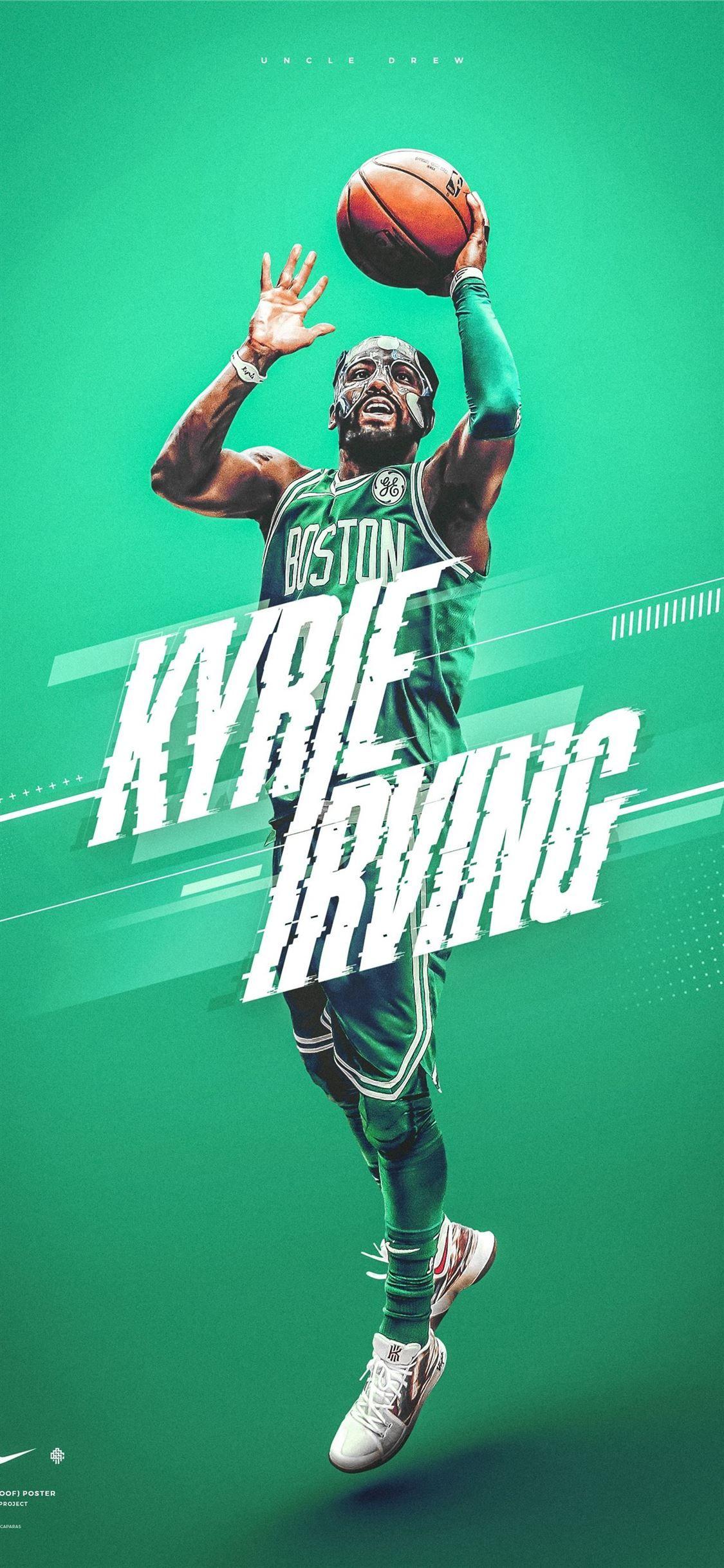 Nike Kyrieirving Sportcelebrity Basketballcelebrity Unitedstates Iphone11wallpaper In 2020 Irving Wallpapers Kyrie Irving Nike Wallpaper