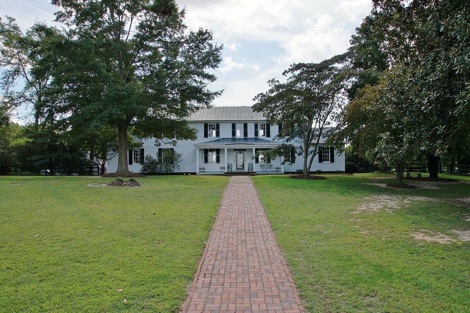 Green Mount, Circa 1775, is being offered for the first time since 1839. Careful restorations have kept Green Mount true to its period while offering a modern standard of living. This is not my listing but is a lovely property.